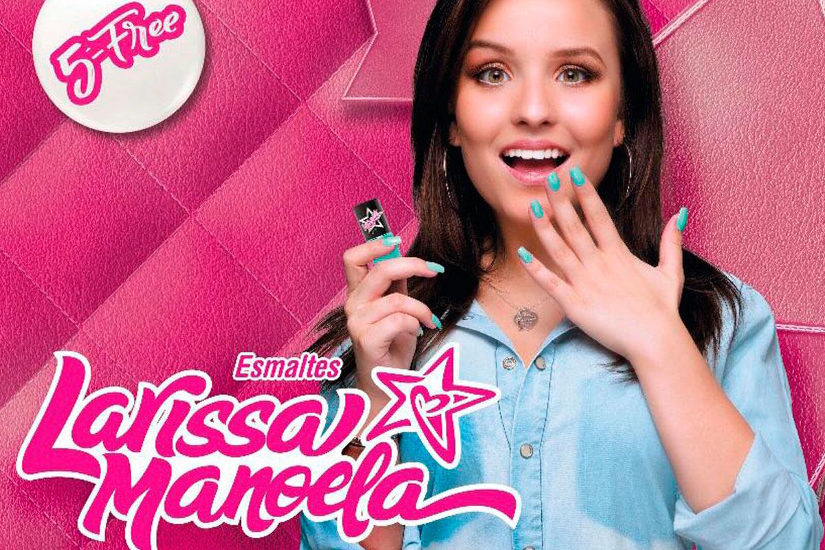 Esmaltes Larissa Manoela