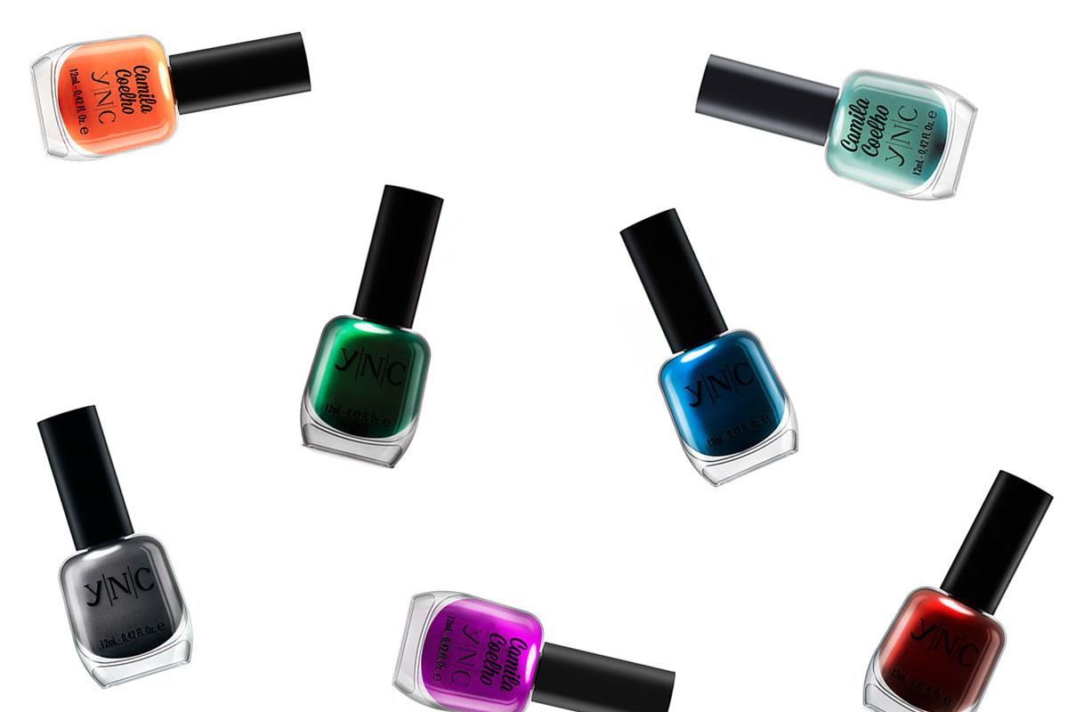 Esmaltes Yenzah Nail Color YNC